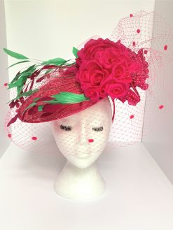 Abbey Fascinator by Oana Millinery