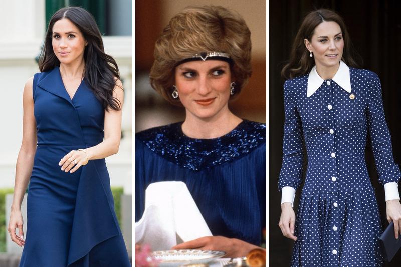 Royal Ladies Blue Navy