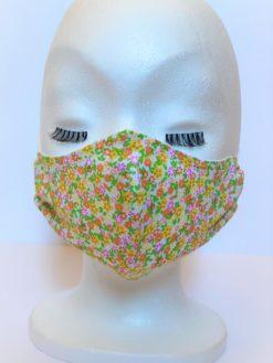 Face Mask by Oana Millinery