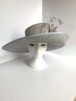 Amber Hat by Oana Millinery