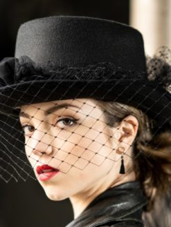 Top Hat Oana Millinery