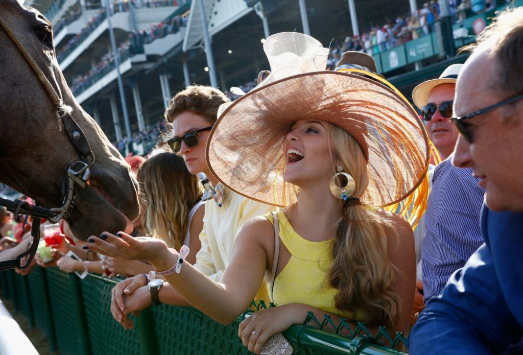 kentucky derby gettyimages