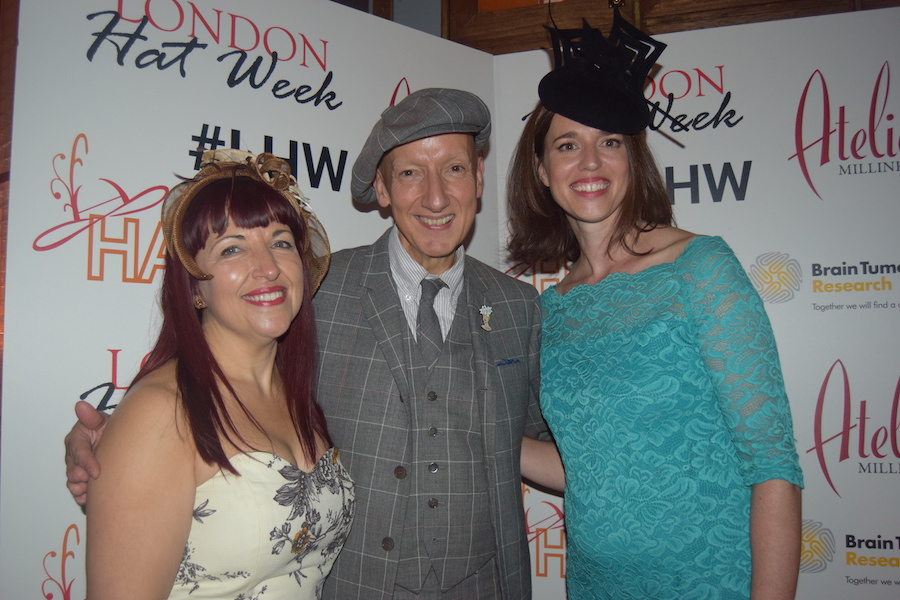 london hat week 2019