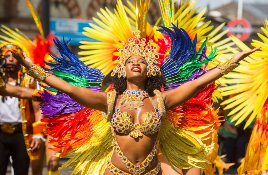 notting hill carnival 2019 the sun